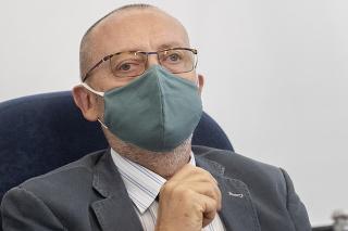 Námestník generálneho prokurátora SR Jozef Kadera