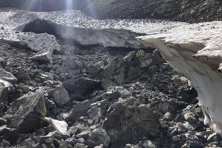 Plocha ľadovcov sa v sledovanom období zmenšila o 23,2 percenta.