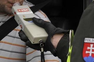 Dychová skúška by mala slúžiť len ako orientačné vyšetrenie. Zdroj: TASR