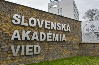 Slovenská akadémia vied v Bratislave.