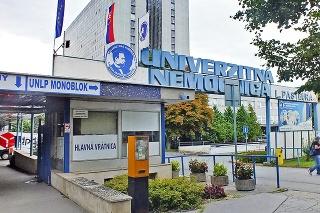 O poriadok sa v UNLP stará 150 vlastných upratovačiek.