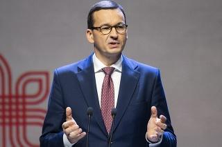 Poľský premiér Mateusz Morawiecki