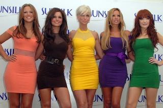 Skupina Girls Aloud