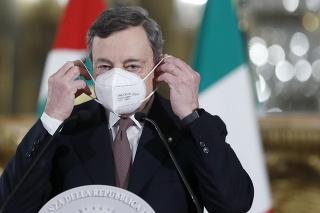 Mario Draghi zložil prísahu ako predseda novej talianskej vlády.