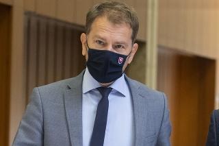 Minister financií Igor Matovič