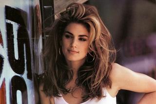 1992 - Supermodelka bola vtedy na vrchole kariéry