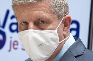 Minister zdravotníctva SR Vladimír Lengvarský