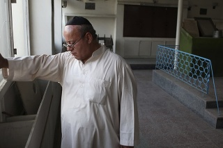 Z Afganistanu odišiel posledný príslušník tamojšej židovskej komunity Zebulon Simentov.
