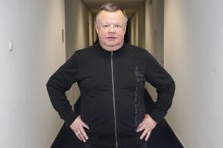 Herec Ivan Tuli Vojtek