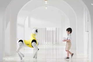 Krok vpred vo svete hračiek: Čínska spoločnosť chce pre deti vyrobiť robotického jednorožca