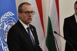 Riaditeľ WHO pre oblasť Európy Hans Kluge