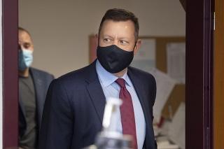 Špeciálny prokurátor Daniel Lipšic