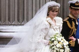 Diana si princa Charlesa vzala 29. júla 1981.
