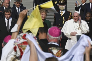 Pápež na Slovensku: Počas návštevy, ktorá potrvá do 15. septembra 2021 Svätý Otec zavíta do Bratislavy, Košíc, Prešova a Šaštína.