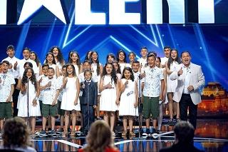 Deti v talentovej šou zahviezdili.