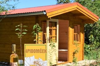 V mestskom ovocnom sade v Lučenci pribudla nová atrakcia.