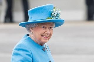 Kráľovná gratulovala