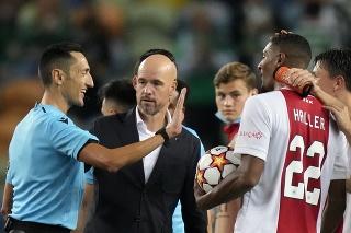 Útočník holandského giganta bude na svoj debut v Lige majstrov spomínať iba v dobrom.