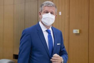 Minister zdravotníctva Vladimír Lengvarský