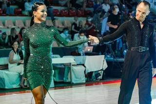 Dominik Cipár a Dominika Kožušníková