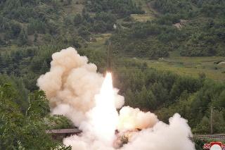 CNN: Satelitné snímky potvrdzujú, že KĽDR buduje zariadenie na výrobu uránu.
