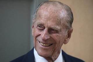 Princ Philip († 99).