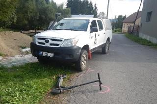Ďalšia nehoda
