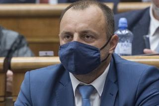 Poslanec parlamentu Lukáš Kyselica (OĽaNO)