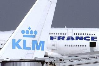 Lietadlo spoločnosti Air France