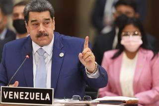 Venezuelský prezident