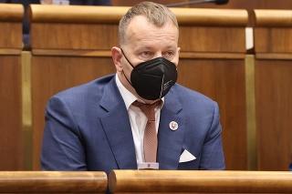 Boris Kollár so vznikom pracovnej skupiny nesúhlasí.