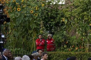 V Amsterdame odhalili rozsiahly pamätník obetí holokaustu.