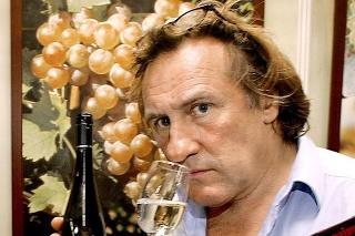 Depardieu obdivuje