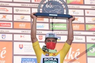 Slovenský cyklista Peter Sagan (31) sa stal celkovým víťazom 65. ročníka medzinárodných pretekov Okolo Slovenska.