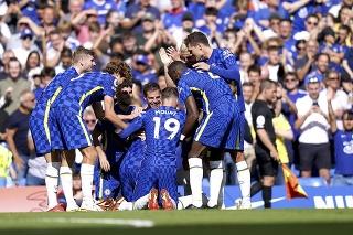 Chelsea suverénne