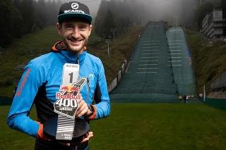 Slovenský skialpinista