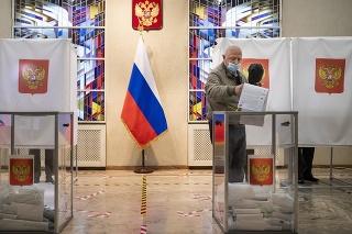 Voľby do Štátnej dumy, dolnej komory ruského parlamentu, sa konali tri dni - 17., 18. a 19. septembra.