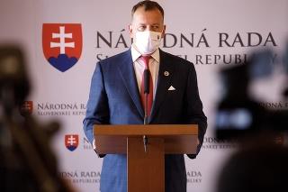 Predseda parlamentu Boris Kollár