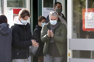 Najviac postihnutou koronavírusom zostáva Viedeň.