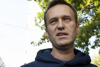 Líder opozície Alexej Navaľnyj
