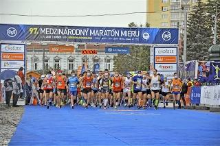 2020- Aj napriek minuloročnej zložitej situácii s pandémiou prebehol maratón bez prerušenia.