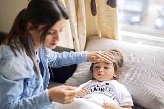 Báť sa o svoje dieťa je prirodzené, ale je dobré poznať správnu mieru.