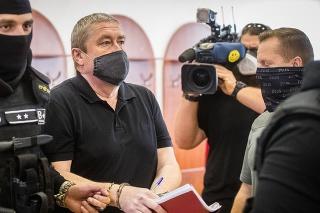 D. Kováčikovi súd vymeral 14 rokov za mrežami a prepadnutie majetku.