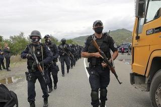 Srbské jednotky