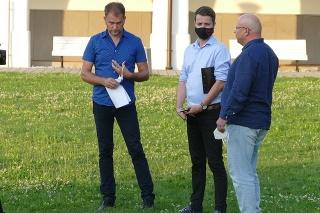 Zuzanu z Prešova navštívili po odvysielaní lotérie Igor Matovič a Jaroslav Rezník.