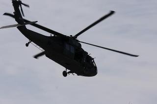 Vrtuľník bezpečnostnej