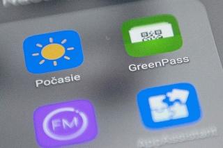 Digitálne COVID preukazy Európskej únie - aplikácia GreenPass