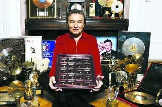 Legenda za svoju kariéru Janeček sa a získala množstvo ocenení.