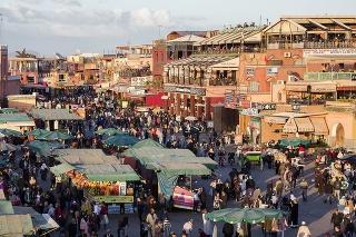 Marocké hlavné