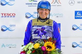 Slovenská kajakárka Elena Kaliská sa lúči s kariérou na majstrovstvách sveta vo vodnom slalome